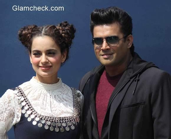 Kangana Ranaut and R Madhavan Tanu weds Manu Returns