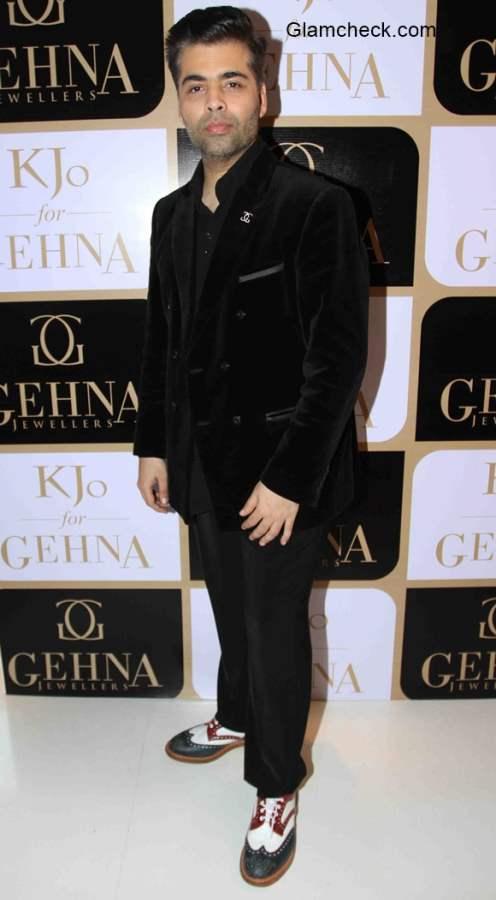 Karan Johar jewellery line K Jo for Gehna
