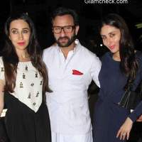 Karisma Saif Ali Khan and Kareena Kapoor