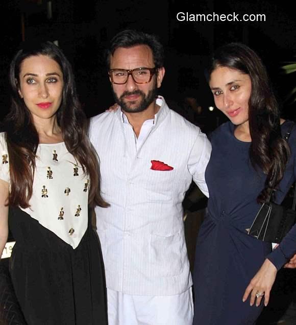 Karisma Saif Ali Khan and Kareena Kapoor