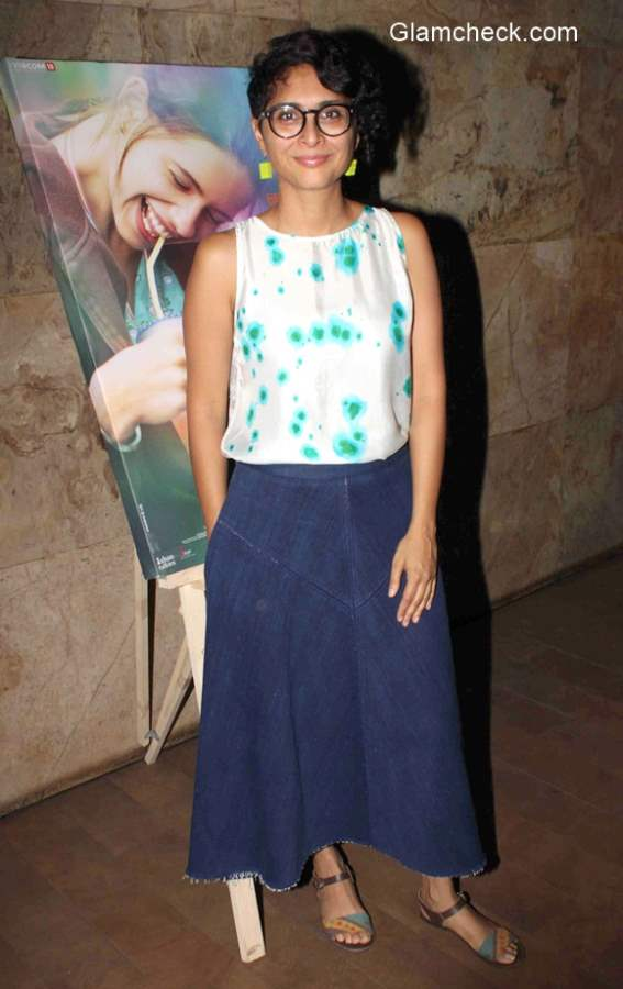 Kiran Rao at the special screening of film Margarita With A Straw