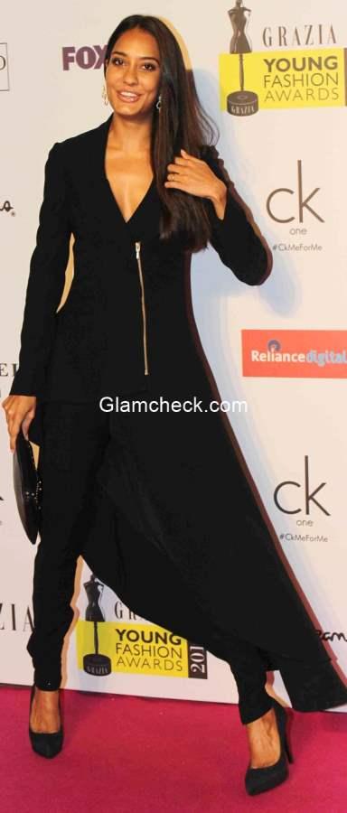 Lisa Haydon 2015 Grazia Young Fashion Awards