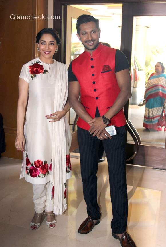 Madhuri Dixit Nene and Terence Lewis launch JUNGNEE
