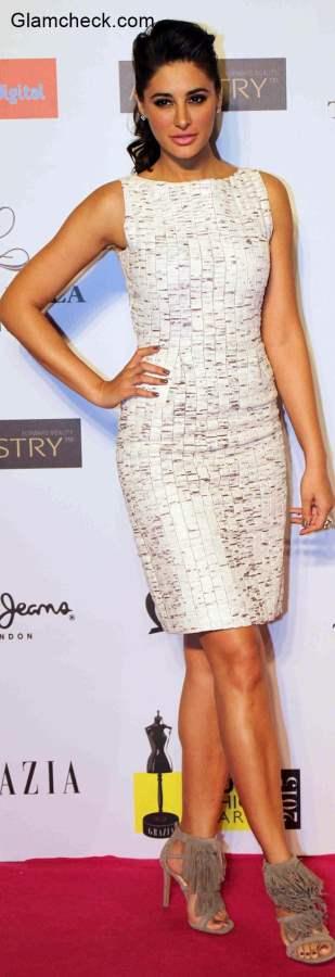 Nargis Fakhri at Grazia Young Fashion Awards 2015