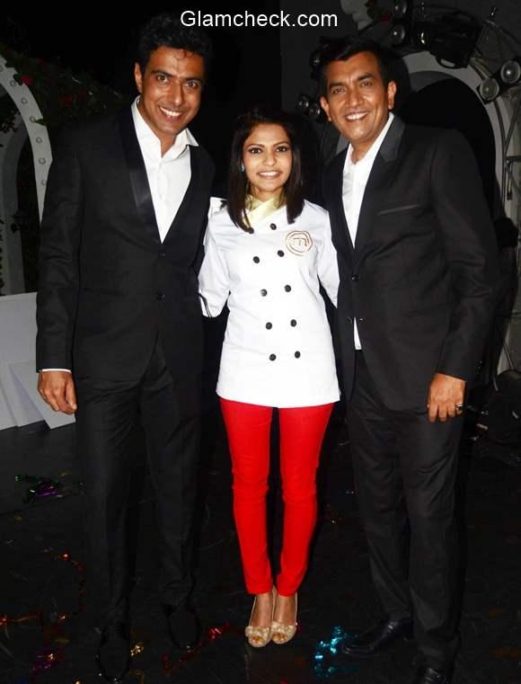 Nikita Ghandhi announced winner of MasterChef India season 4