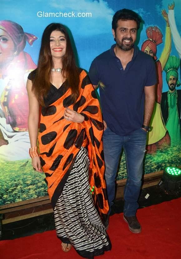 Pooja Batra and Harman Baweja
