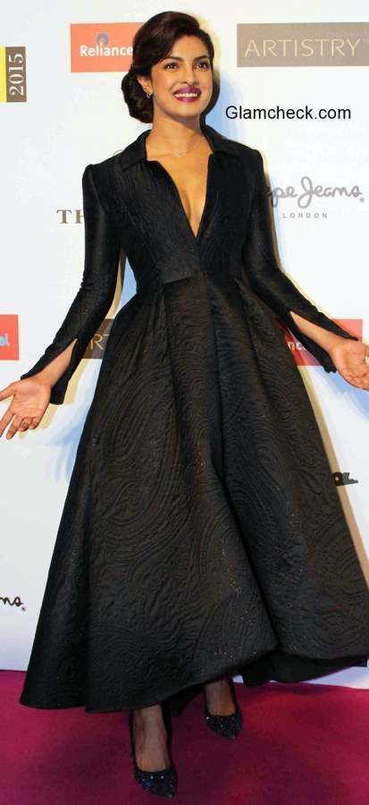Priyanka Chopra at Grazia Young Fashion Awards 2015