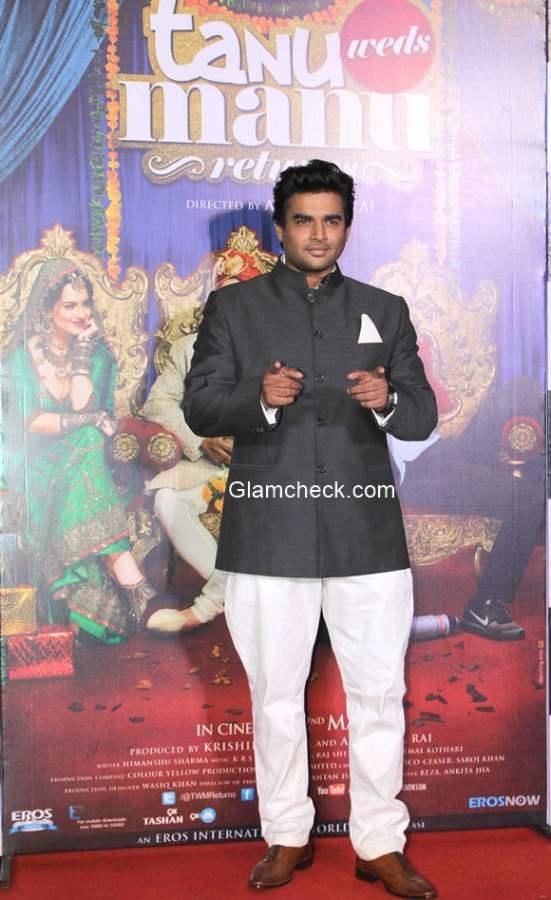 R Madhavan in Tanu Weds Manu Returns