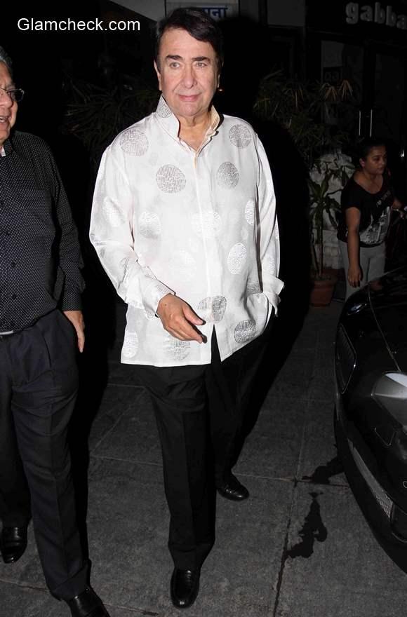 Randhir Kapoor 2015