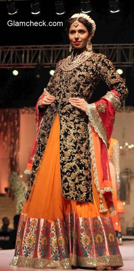 Renaissance Wedding Fair 2015 Collection by Vikram Phadnis