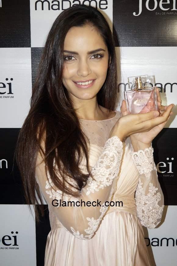 Shahzahn Padamsee launches Madames Perfume JOEI