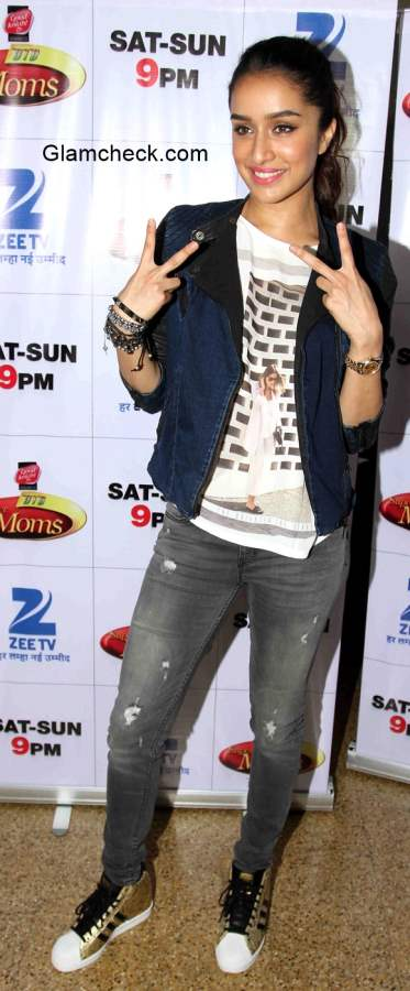Shraddha Kapoor in Any Body Can Dance 2 movie
