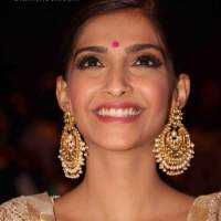 Sonam Kapoor Traditional Look 2015