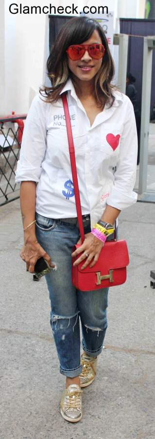 Style Inspiration - Grunge look Manasi Scott
