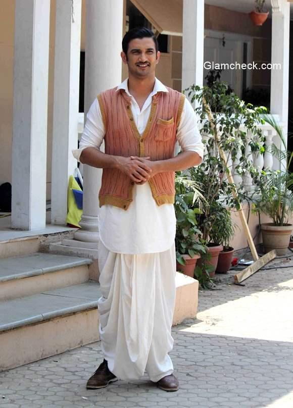 Sushant Singh Rajput in Detective Byomkesh Bakshy