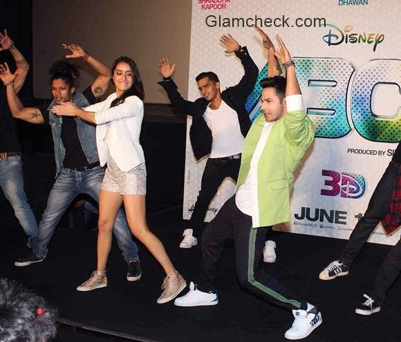 Trailer launch of Any Body Can Dance 2