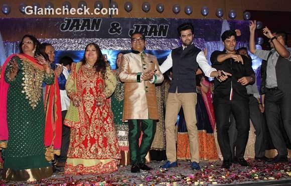 Abhijeet Bhattacharya and Sumati Bhattacharya