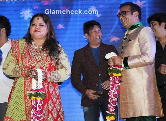 Abhijeet Bhattacharya and Sumati celebrate silver anniversary