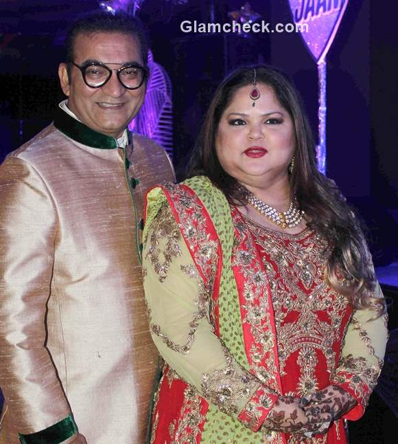 abhijeet bhattacharya and sumati celebrate their silver