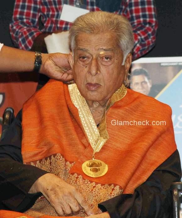 Actor Shashi Kapoor 2015 Dadasaheb Phalke Award