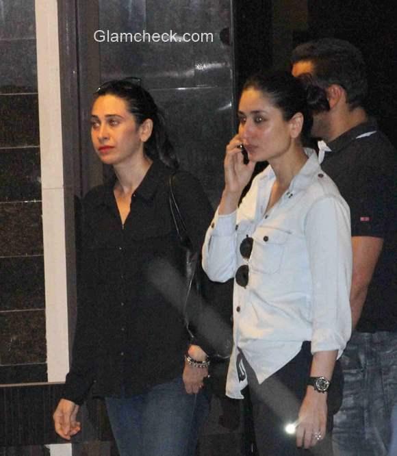 Celebs visit Salman Khan residence in Mumbai