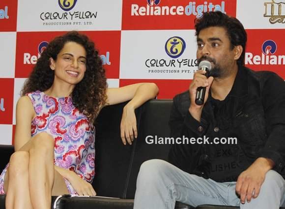 Kangana and R Madhavan Continue Promoting Tanu Weds Manu Returns