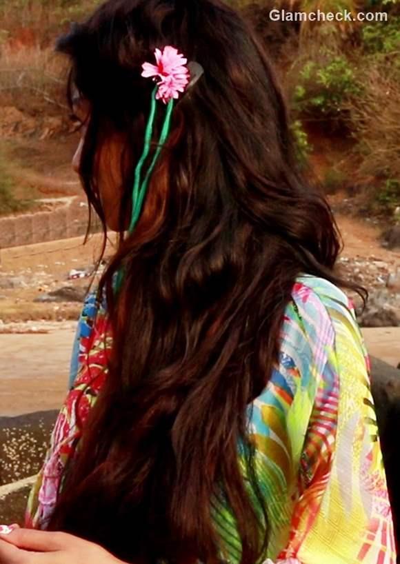 Natural Curls - Indian Youtuber