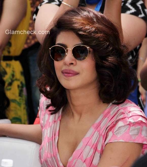 Priyanka Chopra Promotes Dil Dhadkne Do