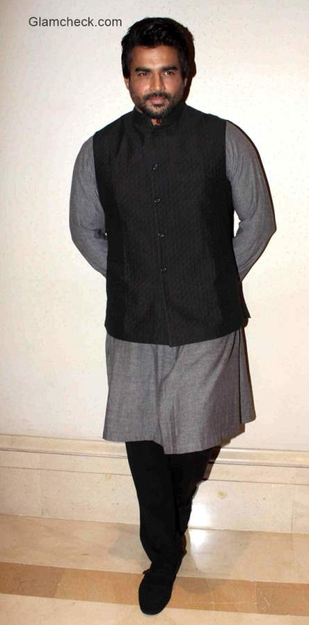 R Madhavan at Tanu Weds Manu Returns press conference