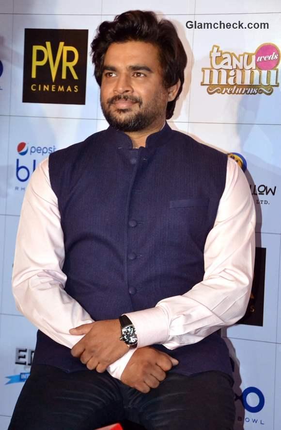 R Madhavan promotes Tanu Weds Manu Returns in Gurgaon