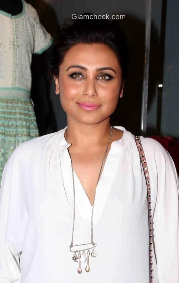 Rani Mukerji Makeup 2015