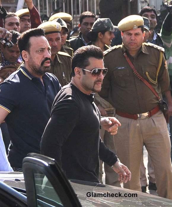 Salman Khan sentenced for 5 Years in Jail