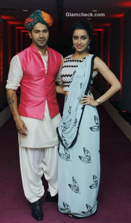 Shraddha Kapoor ABCD Promotions