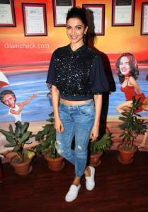 Style Check – Deepika Padukone Makes a Stylish Appearance at Red FM Mumbai