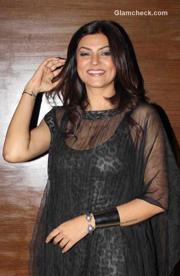 Sushmita Sen at screening of Nirbaak