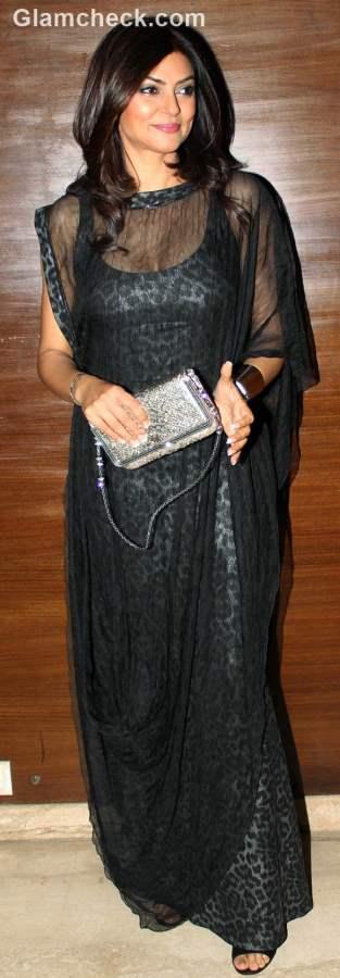 Sushmita Sen at the screening of Nirbaak