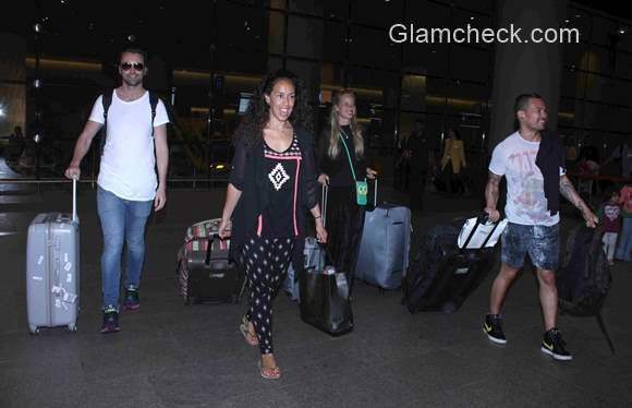 Vengaboys arrives in India