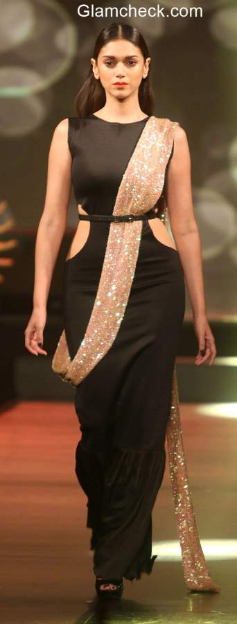 Aditi Rao Hydari at the IIFA 2015 fashion extravaganza