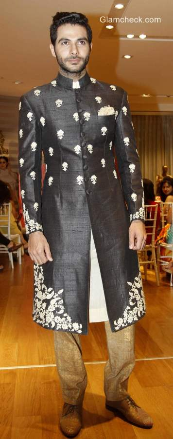 Anju Modi Grooms Wedding Collection Preview
