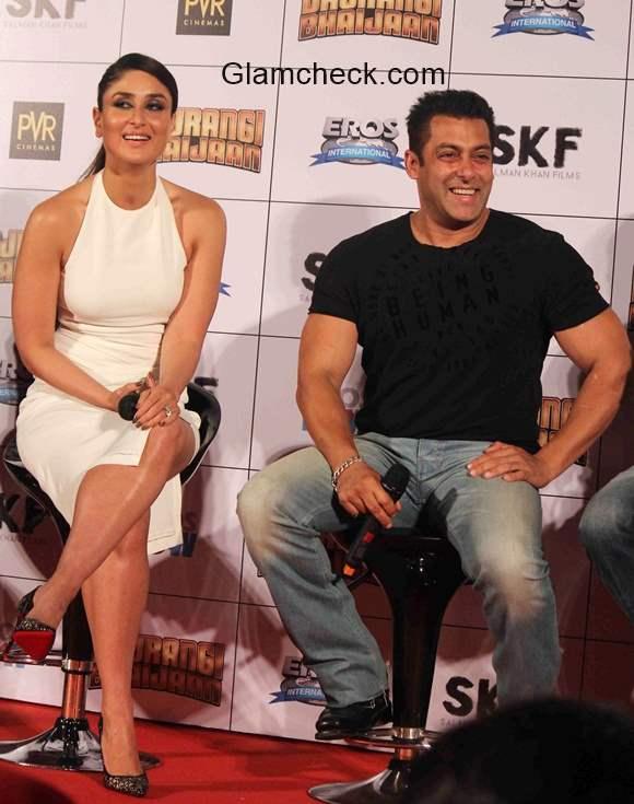 Bajrangi Bhaijaan Trailer launched by Salman Khan and Kareena Kapoor