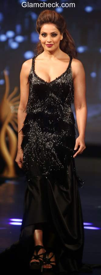 Bipasha Basu at the IIFA 2015 fashion extravaganza