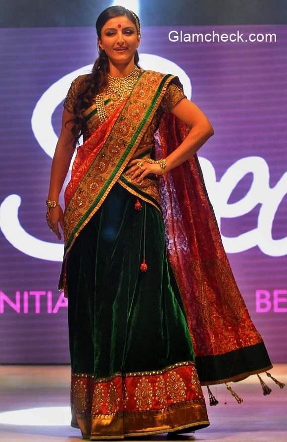 Charity fashion show SEEDZ held in Kolkata