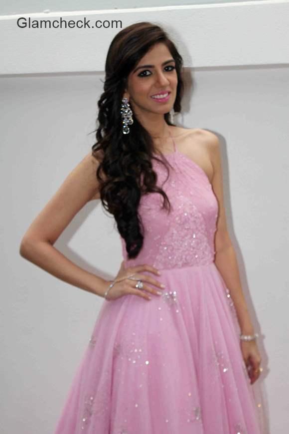Fashion designer Nishka Lulla wedding