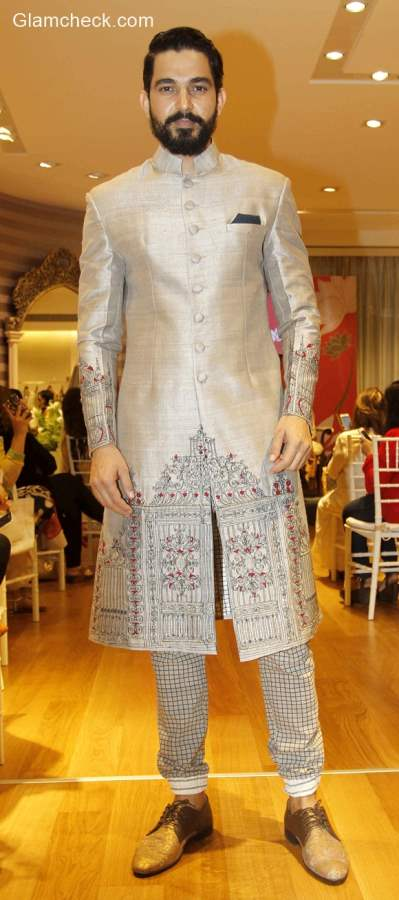 Grooms Wedding Collection Preview by Anju Modi