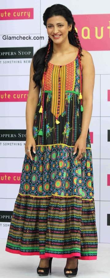 Haute Curry Maxi Dress