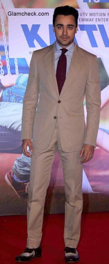 Imran Khan at the trailer launch of Katti Batti