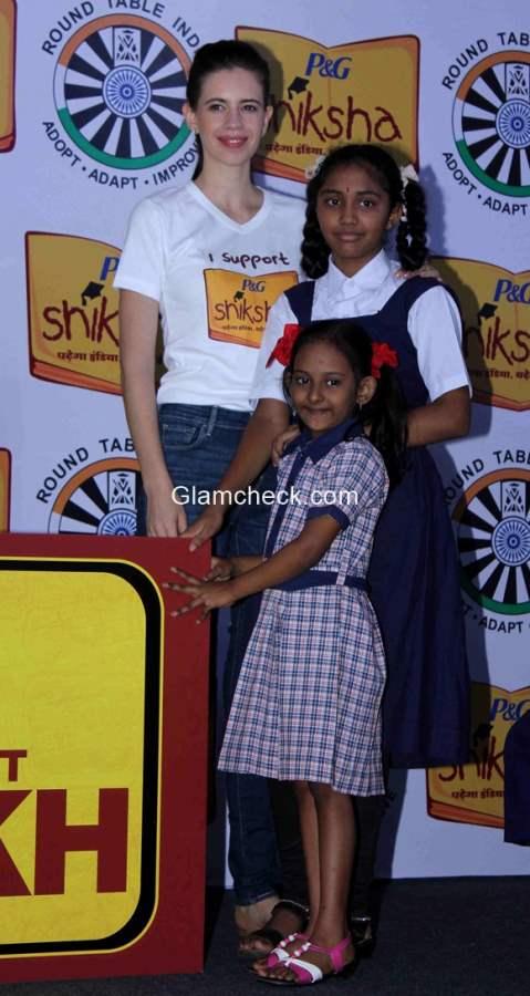 Kalki Koechlin for PG Shiksha