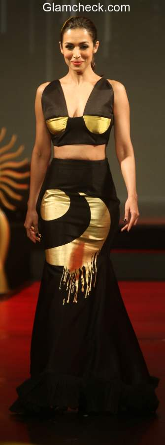 Malaika Arora Khan at the IIFA 2015 fashion extravaganza