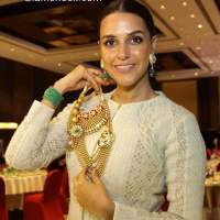 Neha Dhupia at the grand jury meet of 11th Retail Jeweller India Awards