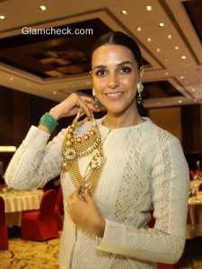 Neha Dhupia at the grand jury meet of the 11th Retail Jeweller India Awards